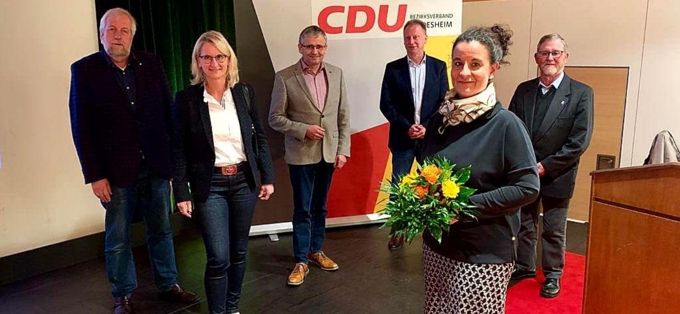 Tanya Warnecke Bürgermeisterin